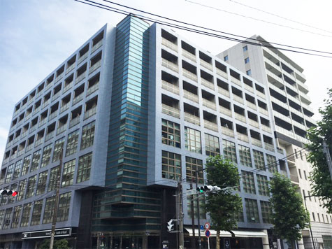 株式会社日本ブライトパートナーズ外観